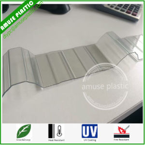 Bayer High Quality Plastic Roofing Material Polycarbonat Corrugated Sheets pictures & photos
