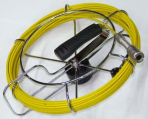 Push Rod Pipe Inspection Camera with 23mm Camera Lens, 30m Testing Cable Lens pictures & photos