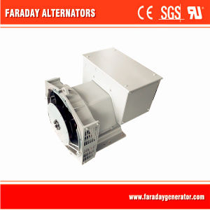 Faraday Brushless AC Generator with Excitation System and AVR 37.5kVA/30kw pictures & photos