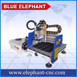 Ele-1212 Bench Top Models CNC Router Machine for Metal Aluminum pictures & photos