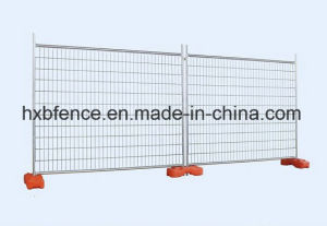 Outdoor Temporary Construction Site Fence/Temporary Mesh Fencing/Australia Temporary Fence pictures & photos