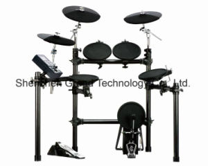 2017 Electronic Drum with 6 Drums and 4 Cymbals (D71-1) pictures & photos