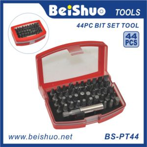44-PCS Combination Tools Kit, Magnetic Screwdriver Bit Set pictures & photos
