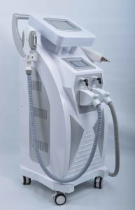 ND YAG Laser Tattoo Removal Machine Laser Hair Removal IPL E-Light pictures & photos
