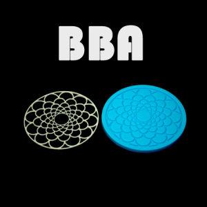 BBA Fondant Lace Mat (BLM1045)