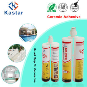Easy Operation PVC Tile Adhesive for Artificial Stone pictures & photos