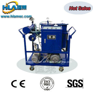 Dk100 Energy Savings Vacuum Used Engine Oil Purifier Plant pictures & photos