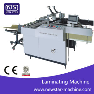 Automatic Hot Melt Laminating Machine pictures & photos