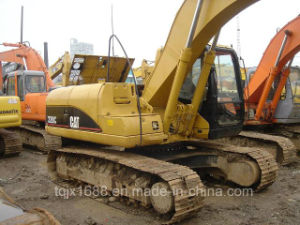 Used Crawler Excavator Cat 320c Hydraulic