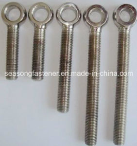 Eye Bolt / Full Thread Eye Bolt (DIN444) pictures & photos