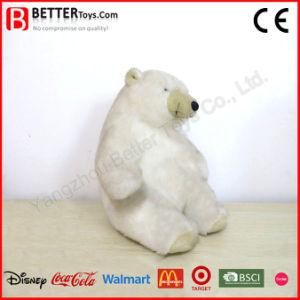China Factory Lifelike Stuffed Animal Polar Bear pictures & photos