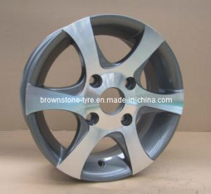 Alloy Car Wheel for India, Indonesia, Russia with Via, TUV pictures & photos