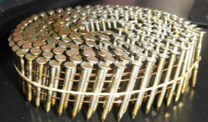 15 Degree Wire Coil Nails/Pallet Nail