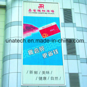 Outdoor Advertising Media Aluminium Vinyl Sticker Tri-Prism Sign Billboard pictures & photos