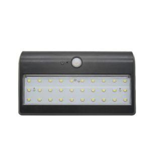 PIR Motion Sensor Solar LED Outdoor Wall Light pictures & photos