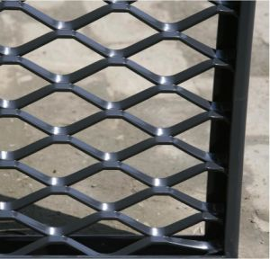 Galvanized Expanded Metal Mesh Sheet pictures & photos