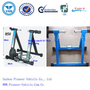 Bike Trainer: No Floor Mounted Home Bike Trainer (Suzhou Pioneer-Vehicle) pictures & photos