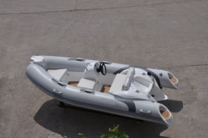 Liya 4 People PVC Inflatable Rib Boat pictures & photos