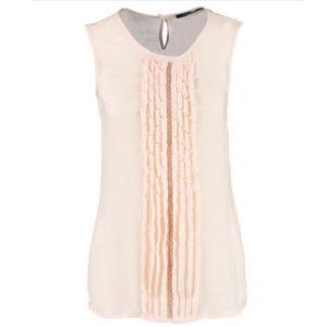 Hot Sale Lady′s Chiffon Vest (D252)