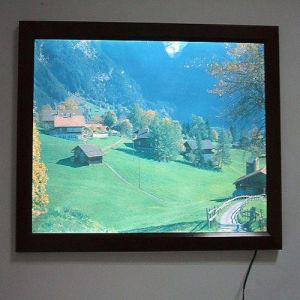Magnetic Frame LED Ultra Slim Light Box