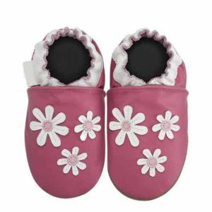 Latest Fashion Wholesale Soft Leather Baby Shoes pictures & photos