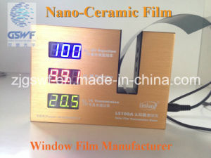 High Heat Reduction Nano Ceramic Car Solar Window Film (GWR114) pictures & photos