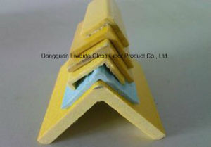 Fiberglass Profile, Pultruded FRP Angle with Multi Colors and Dimensions pictures & photos