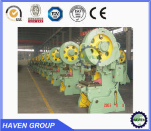 HAVEN J23 general power press punching press machine pictures & photos
