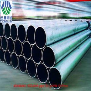 Aluminium Extrusin Pipes for Electric Power