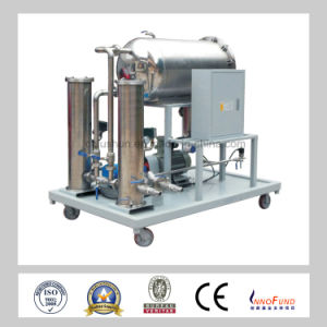 Vacuum Separation Technology Portable Oil Filtering Machines, Turbine Oil Purifier Emulsification pictures & photos