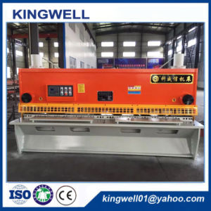 Swing Beam Type Hydraulic Shearing Machine (QC12Y-4X2500) pictures & photos