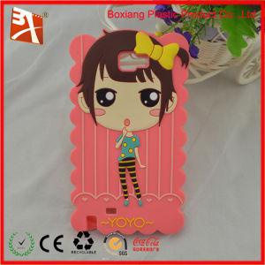 Fashion Cartoon Silicone Mobile Phone Sets