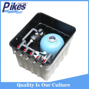 Pikes Swimmingpool Sand Filter with Pump pictures & photos