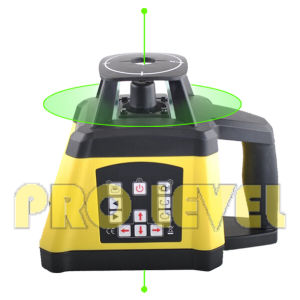 High Precision Green Rotary Laser Level (SRE-203XG) pictures & photos