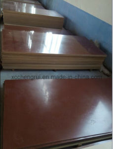Electrical Insulation 3025 Phenolic Cotton Cloth Laminate Sheet pictures & photos