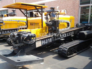 Horizontal Directional Drilling Machine for Water Pipeline