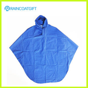 Nylon PVC Raincoat for Bike Rpy-061 pictures & photos
