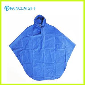Nylon PVC Raincoat for Bike Rpy-061 pictures & photos