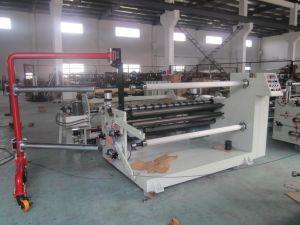 Plastic Label PVC Film High Speed Slitting Machine pictures & photos
