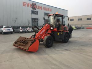 2017 Everun Er1500 Very Popular Ce/EPA Approved Telescopic Wheel Loader pictures & photos