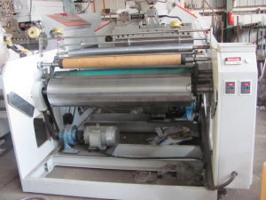 1000mm Double Extrusion Cling Film Making Machine pictures & photos