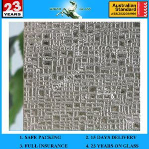 3-6mm Am-32 Decorative Acid Etched Frosted Art Architectural Glass pictures & photos