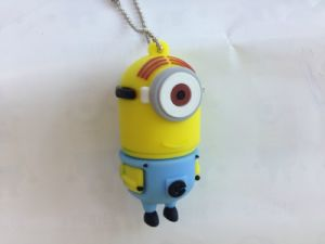 High Quality Cartoon Custom USB Disk