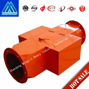 High Power Pipeline Type Permanent Magnetic Separator for Iron Ore pictures & photos