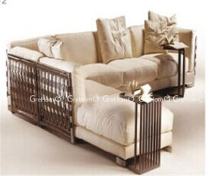 Patio Furniture Outdoor Rattan Sofa Set