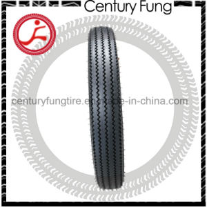 Tire 5.00-15 Brands Retro Classical Vintage Sawtooth Motorcycle Tires pictures & photos