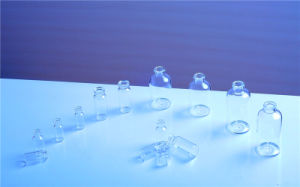 5ml Clear Glass Vial for Medical Use pictures & photos