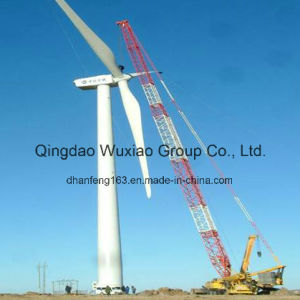 Wind Tower Steel Pole Tower pictures & photos