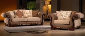 Classic Home Sofa  (108#) pictures & photos