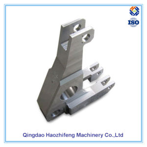 Precision CNC Machining Spare Part Made of C45 Material pictures & photos